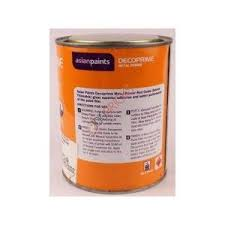 buy asian paints clear synthetic varnish item code 0703 size