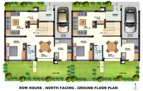 row house floor plan sweet looking row house layout plan 4 orchids kovai houses on