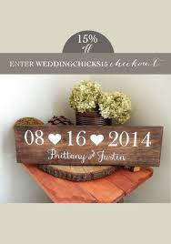 wooden wedding gifts 15 popular diy projects for 50 wood wedding signs custom