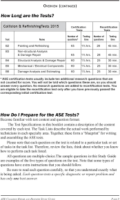 ase b6 study guide