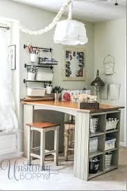 Round Tufted Ottoman Craft Desk Storage U2013 Mccauleyphoto Co