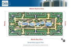 mall of asia floor plan condo for sale in mall of asia shore residences sea residences