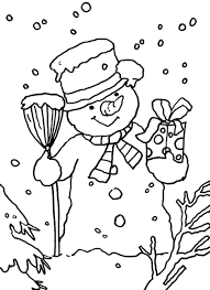 coloring outstanding snowman coloring sheets snowman coloring