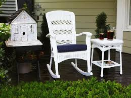 Patio Rocking Chairs Wood by Portside Plantation Rocking Chair Psr P