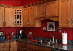 Painted Kitchen Cabinet Ideas Kitchen Of The Day This Small Kitchen Features Traditional Rich