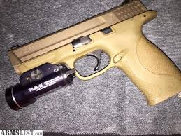 smith and wesson m p 9mm tactical light armslist for sale smith and wesson m p vtac 9mm blackhawk