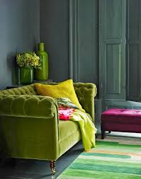 Lime Green Sofa by Chesterfield Sofa Inspiration