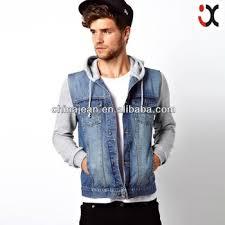 men latest hoodie jeans jacket jean jacket wholesale jxj25030