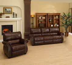 2 Piece Leather Sofa by Abbyson Living Tuscan Leather Sofa Centerfieldbar Com
