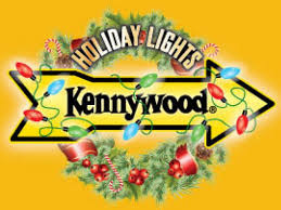 kennywood holiday lights giant eagle kennywood s open for holiday lights in the park chartiers valley