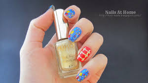 kpop nail art t ara u0027sexy love u0027 inspired nails u2013 nails at home