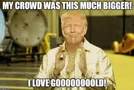 Goldmember Meme - gold member trump memes imgflip