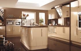 fresh and modern cream kitchen tedxumkc decoration
