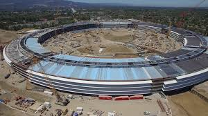 Squar Foot You Have To See Apple U0027s Spaceship Like Campus U2014 It Has A 100 000