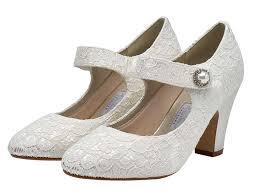 wedding shoes exeter rainbow club betty ivory luxury lace womens wedding shoes uk size