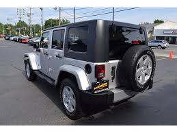 Wrangler 2009 2009 Jeep Wrangler Unlimited Sahara For Sale In Red Bank Nj