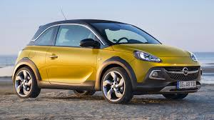 opel adam yellow opel adam rocks 2014 wallpapers and hd images car pixel