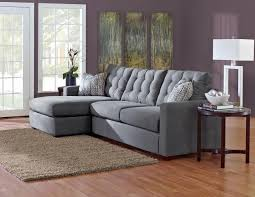 contemporary sectional sofa with left facing chaise lounge by