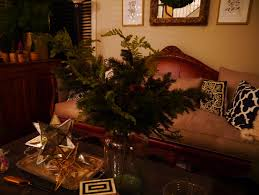Christmas Decoration For Living Room Table C B I D Home Decor And Design Welcoming Christmas