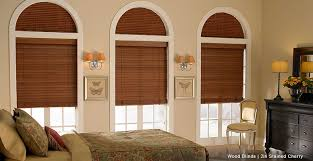 Sheer Roller Blinds For Arched Custom Wood Blinds U0026 Window Coverings 3 Day Blinds