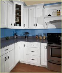 Cabinet Door Handles Collection In White Kitchen Cabinet Doors For Home Renovation