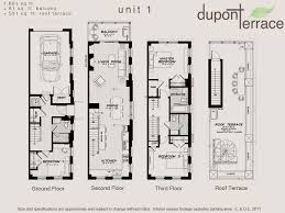 town house floor plans spectacular design luxury townhouse floor plans 5 3 level