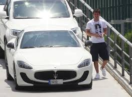 owns maserati lionel messi s car his for maserati s hair