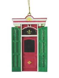 old world christmas new orleans ornament christmas ornaments