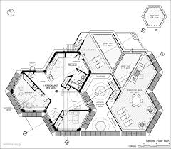 House Plan Williamsong B3frr Hexagon Floor Superb