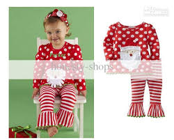 christmas clothing for girls brand clothing