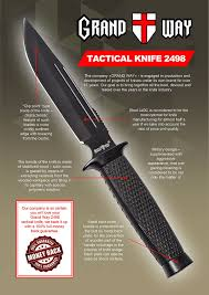 amazon com grand way 2498 fixed solid hunting blade or amazon com grand way 2498 fixed solid hunting blade or tactical knives with very good quality best knife for outdoor camping or fishing dependable