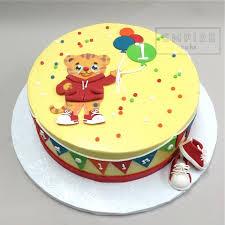 daniel tiger cake daniel tiger empire cake