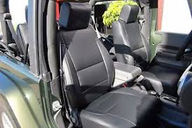 seat covers jeep wrangler iggee seat covers jeep wrangler ebay