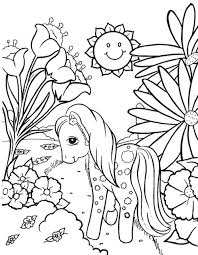 print u0026 download pony christmas coloring pages