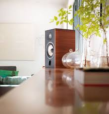 Bookshelf Audio Speakers Focal Jm Labs Aria 906 Bookshelf Speaker Walnut Speakers At
