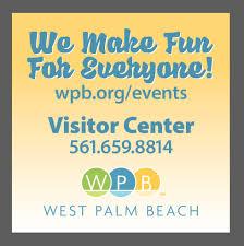 Map West Palm Beach West Palm Beach Visitor Information Center Wpbvisitorcenter Com