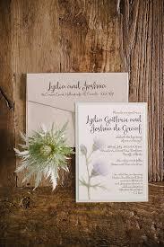 wedding invitations calgary l j s banff wedding featured on wedding wedding