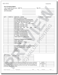 Commercial Kitchen Cleaning Checklist by Kitchen Exhaust Cleaning Service Reports Invoices Service