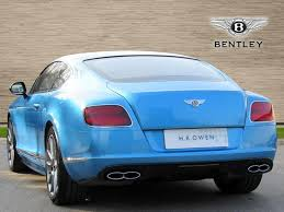 bentley coupe blue bentley continental gt v8 s spotted pistonheads