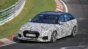 audi rs4 avant rs5 coupe sportback specs leaked via dealer
