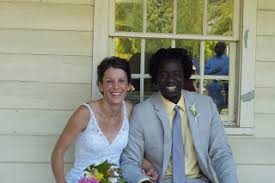 international wedding registry outstanding supporter donates wedding registry to tostan