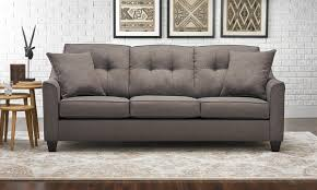 Home Design Store Outlet by Contemporary Leather Sofa The Dump America U0027s Furniture Outlet