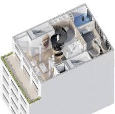 luxury spiral staircase floor plan plans with interior design