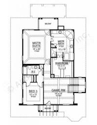 Narrow House Plans by Mission Viejo Ii Texas House Plans Narrow Floor Plans