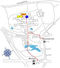 Und Campus Map How To Find Us U2013 Neural Control Of Movement Lab Eth Zurich