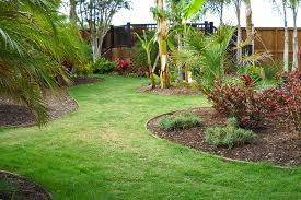 Landscaped Backyard Ideas Pictures Of Tropical Landscaped Backyards Best Tropical