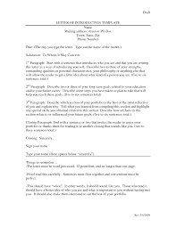 Examples Of Letters Of Interest by Best 25 Introduction Letter Ideas On Pinterest Letter To
