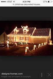 decorated houses for christmas beautiful christmas 20 outdoor décor ideas with christmas lights christmas lights