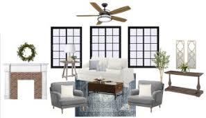 Living Room Song Living Room Makeover High Contrast Paint Bless U0027er House