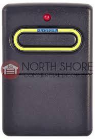 Overhead Door Model 456 Manual Keystone Heddolf O220 1ka 390 One Button Garage Door Transmitter